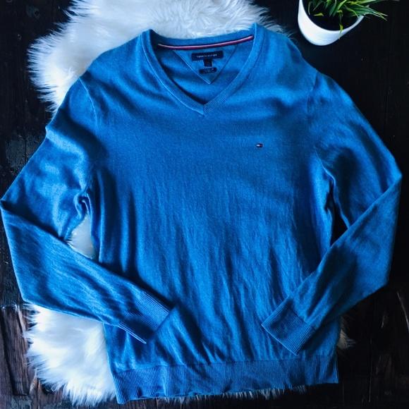 97db213b96e TOMMY HILFIGER Pima Cotton Cashmere Sweater XL